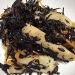 ひじきの煮物レシピ写真